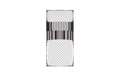 MinottiDavis/Fabric63 x 63 x 33h cm