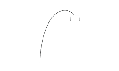 FoscariniTwiggy / read46 x 200 x 280h cm